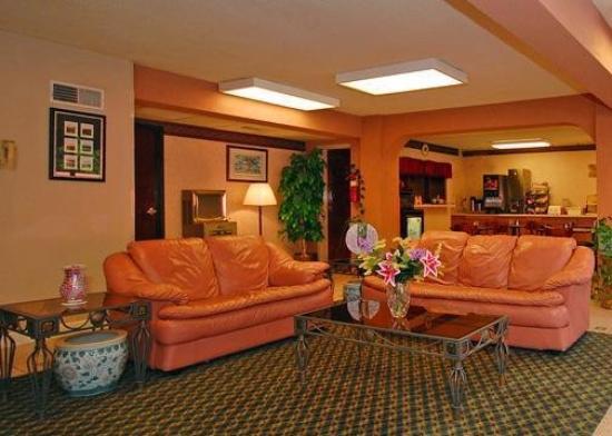 Econo Lodge Downtown: Lobby