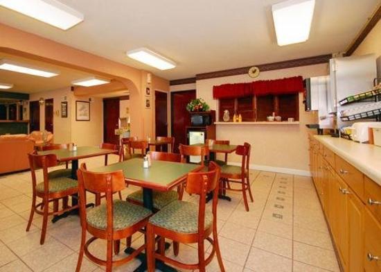 Econo Lodge Downtown: Restaurant
