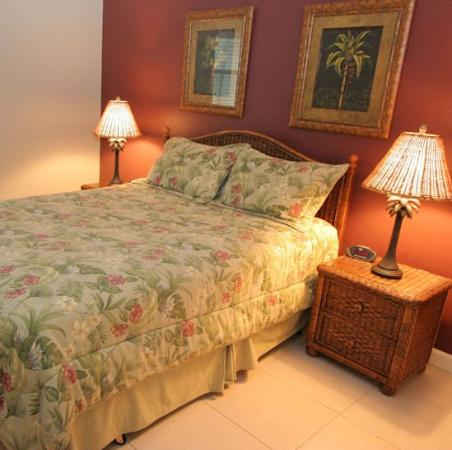 Silver Sands Gulf Beach Resort: Bedroom