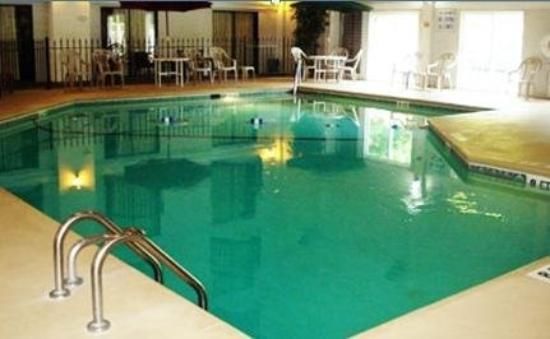 University Inn & Conference Center : Pool