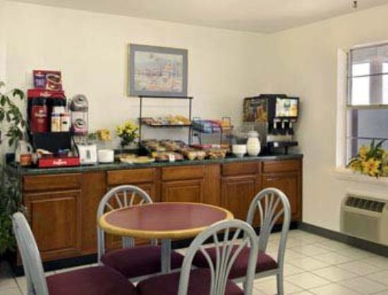 Mineral Wells, TX: Breakfast Area