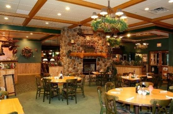 Flat Creek Inn & Suites: Restaurant