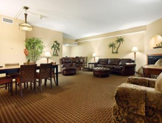 Ramada Tropics Resort / Conference Center Des Moines: Suite