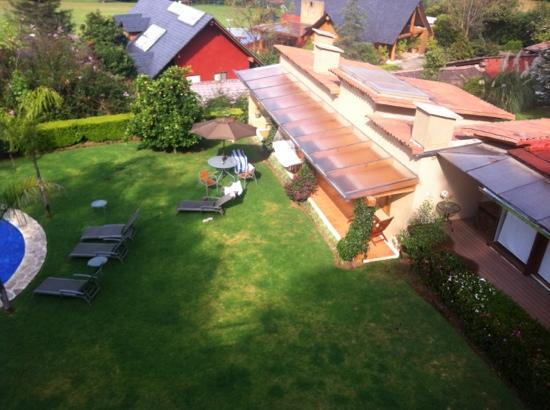 la joya del viento: cómodas habitaciones con chimenea