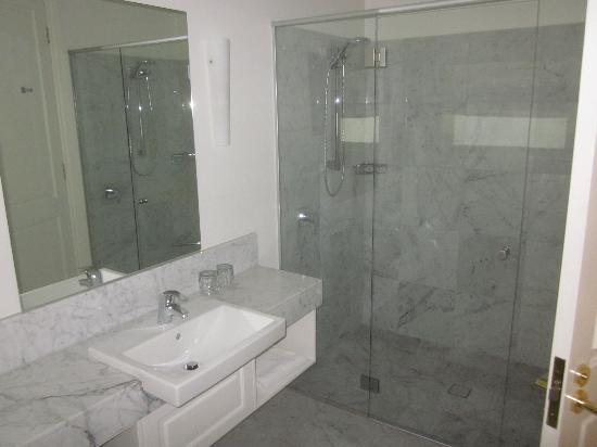 Spicers Clovelly Estate: Room for 2 in the shower