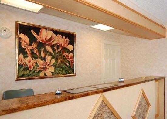 Rodeway Inn Galloway: Lobby