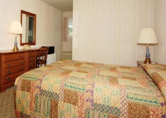 Rodeway Inn Akron: Guest Room