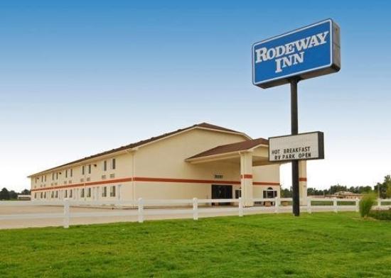Rodeway Inn Larned
