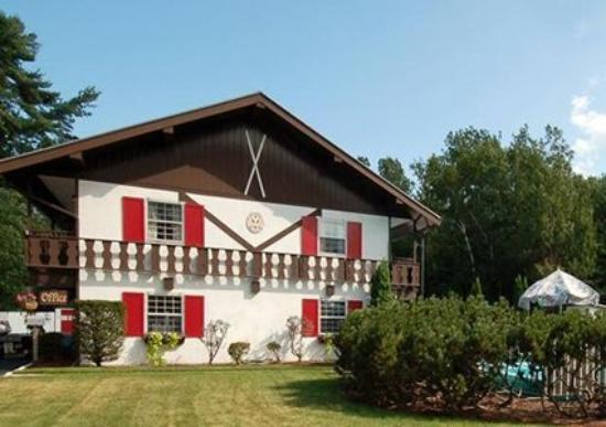 Rodeway Inn Moultonborough: Exterior -OpenTravel Alliance - Exterior View-