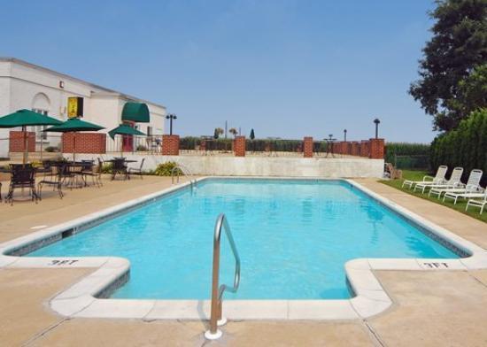 Rodeway Inn Amish Country: Pool