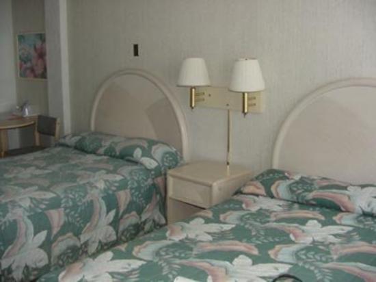 Daytona Beach Club Oceanfront Inn: Guest Room