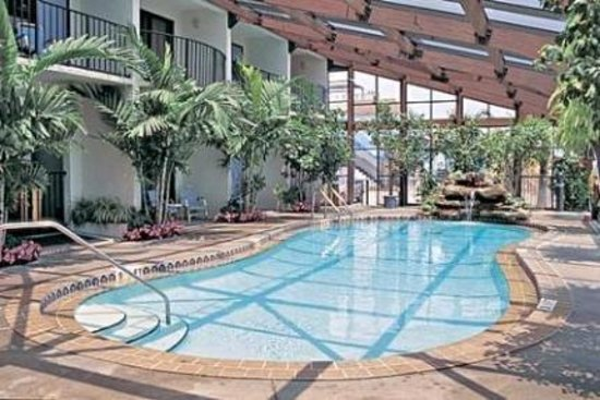 Sun Viking Lodge: Indoor Garden Pool