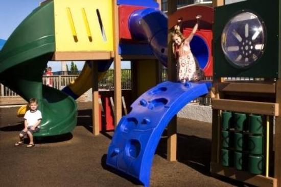 Sun Viking Lodge : Playground