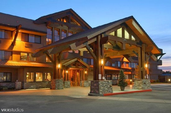 Red Lion Hotel Kalispell: Your home away from home!