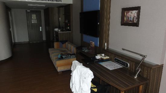 Blue Ocean Studio Rooms: allgemein