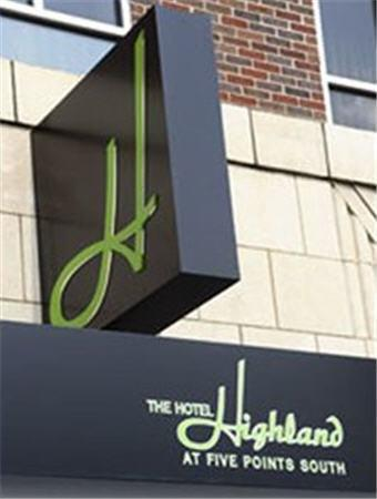 Hotel Highland at Five Points