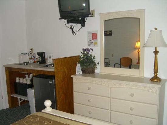 Axell's Scandinavian Inn: Guest room