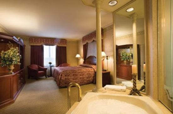 Tunica Roadhouse Casino & Hotel : Guest Room