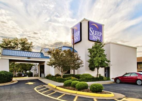 Sleep Inn: Exterior