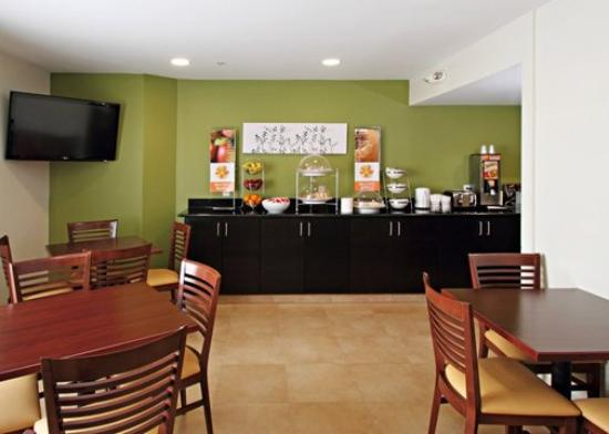 Sleep Inn, Potomac Mills: VASleep Inn Breakfast Area
