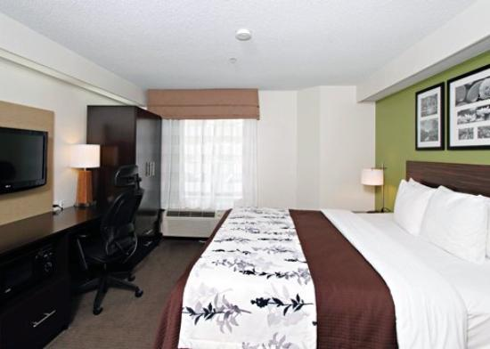 Sleep Inn, Potomac Mills: VASleep Inn King