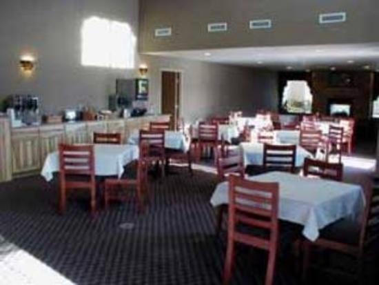 Hotel Hillsboro: Restaurant