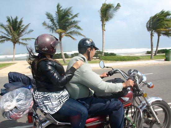 Vietnam Easy Rider: Motorbike ride along Danang Beach