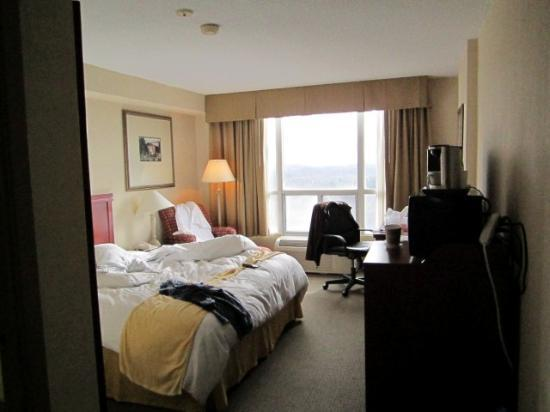 Radisson Hotel Kitchener: The room