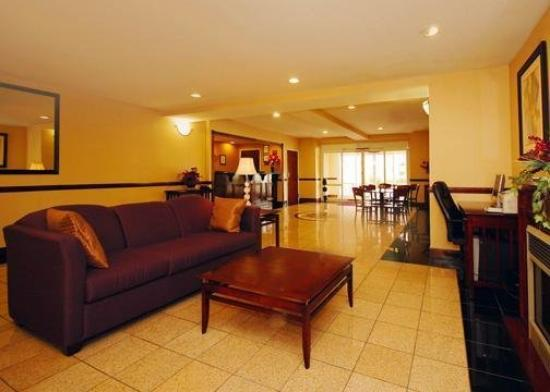 Sleep Inn & Suites: Hotel Lobby