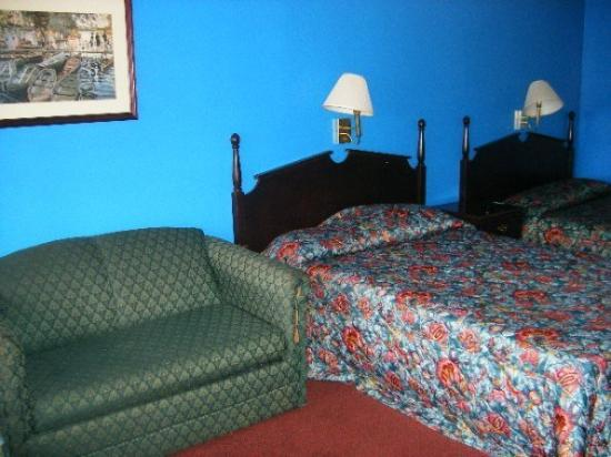 Super Value Inn : Guest Room