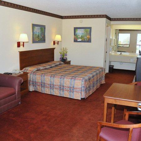 Budget Inn Hawkinsville GABed