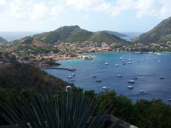 Guadeloupe: Vue du Fort Napoléon