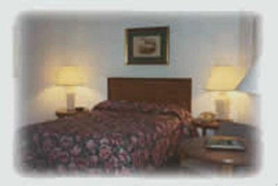 Happy Trails Motel : Room