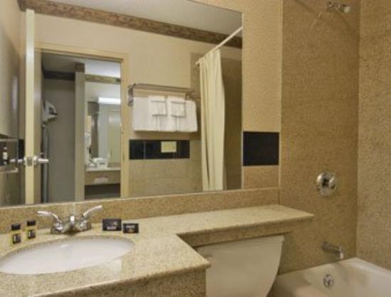 Econo Lodge: Restroom
