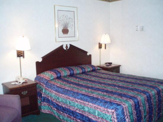 Ocala Inn: Guest Room