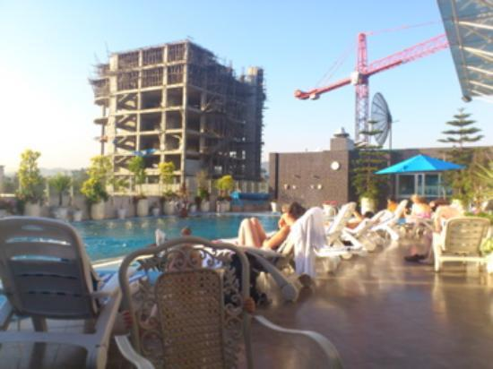 Hotel Intercontinental-Addis: The pool