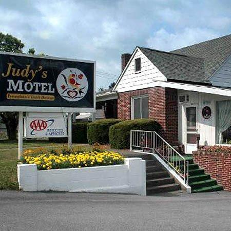 Judy's Motel PA Dutch Heritage: Exterior View