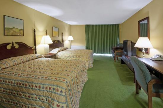 The Springs Inn: Double Bed Suite