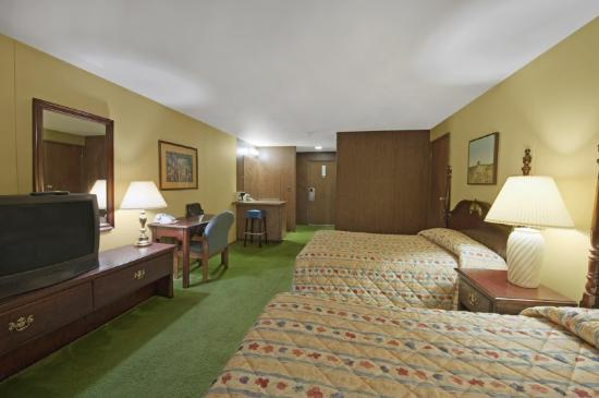 The Springs Inn : Double Bed Suite 2