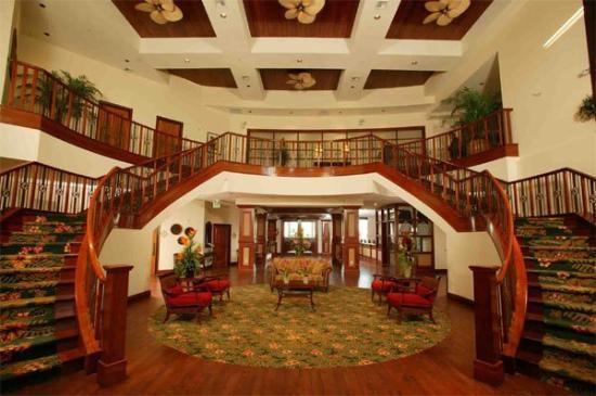 Tahiti Vacation Club: Lobby View