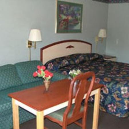 Budget Inn & Suites Talladega: Guest Room