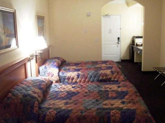 Gateway Inn and Suites Hotel: Guest Room