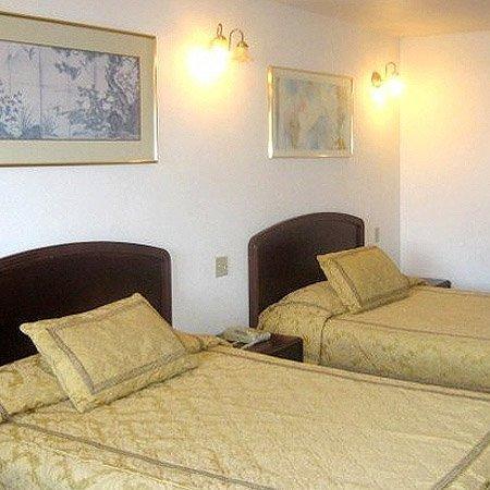 Sea Rock Inn : Beds
