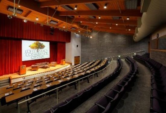 Edith Macy Conference Center: Auditorium