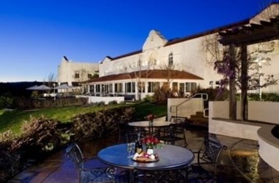 chaminade resort spa santa cruz ca resort reviews. Black Bedroom Furniture Sets. Home Design Ideas