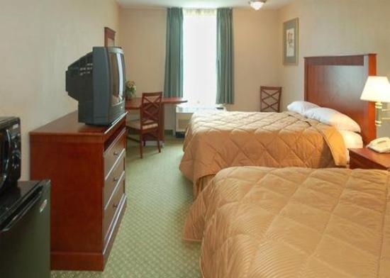 Howard Johnson Hattiesburg: Guest Room