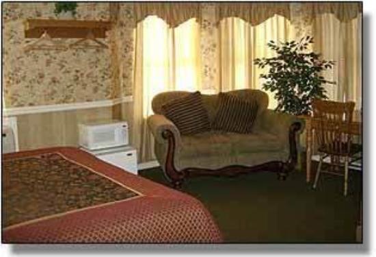 Gazebo Inn: Honeymoon Suite