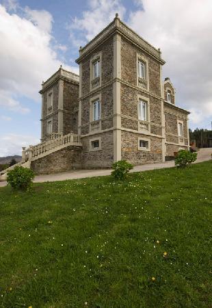 Hotel Villa Auristela: vista exterior