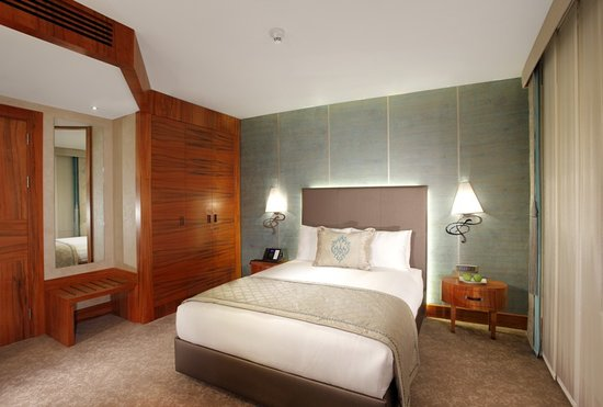Biz Cevahir Hotel: Superior Double Room