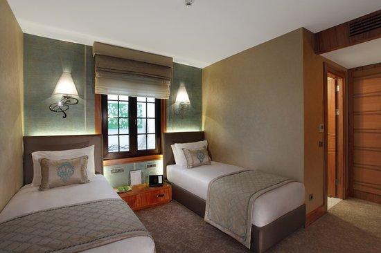 Biz Cevahir Hotel: Standard Twin Room